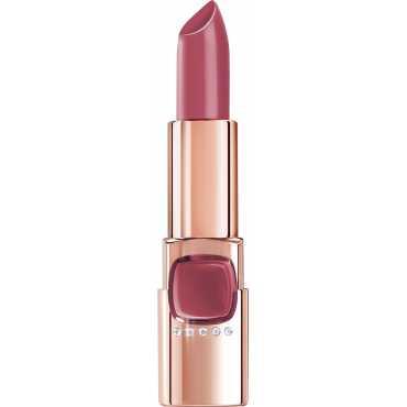 Loreal Paris  Paris Color Riche Matte Swarovski Lipstick (Sheer Plum - PM414)
