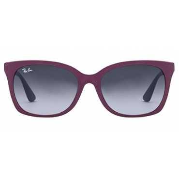 Gradient Square Women Sunglasses 0RB7060I62048G54 53 9 millimeters Grey Gradient