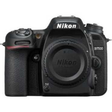 Nikon D7500 DSLR Camera (Body)