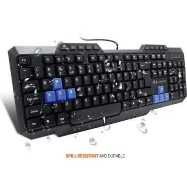 Amkette 398BK USB Keyboard