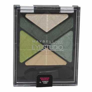 Maybelline Eye Studio Color Explosion Luminizing Eye Shadow (Forest Fury 15)