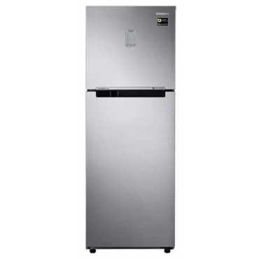 Samsung RT28N3722SL 253 L 3 Star Frost Free Double Door Refrigerator