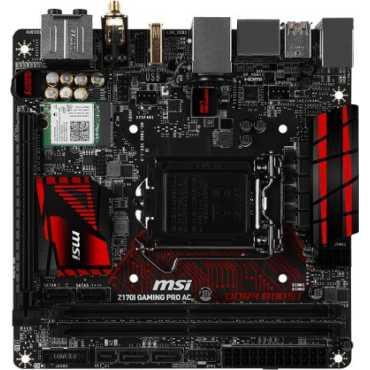 MSI Z170I GAMING PRO AC MINI ITX Motherboard - Black