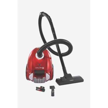 Eureka Forbes Trendy Zip Plus 1000W Vacuum Cleaner - Silver | Red