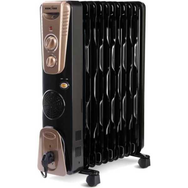 Kenstar Ferno 11 2900W Oil Filled Room Heater