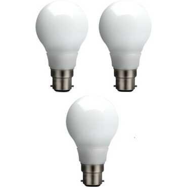 Syska 5W White Led Pa Bulbs Pack Of 3