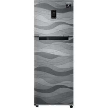 Samsung RT34T4632NV 314 L 2 Star Inverter Frost Free Double Door Refrigerator