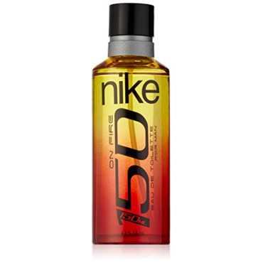 Nike N150 On Fire EDT - 150 ml - Orange