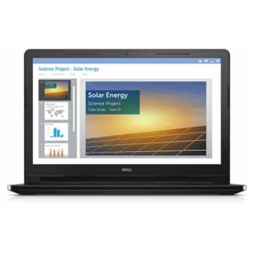 Dell Inspiron 15 3552 Laptop - Black