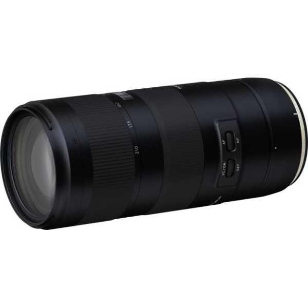 Tamron SP 70-210mm F 4 Di VC USD Lens for Canon DSLR