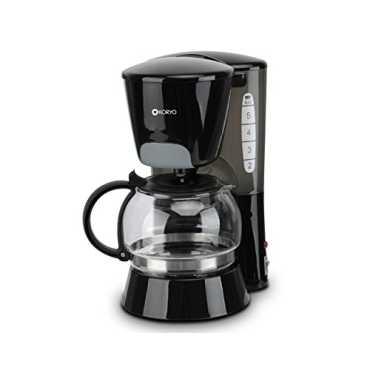 Koryo KCM64 6L Coffee Maker - Black