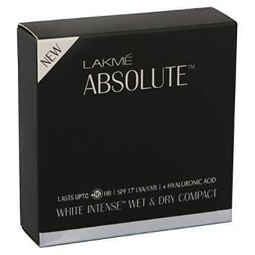 Lakme Absolute White Intense SPF 25 Skin Cover Foundation Golden Medium 03