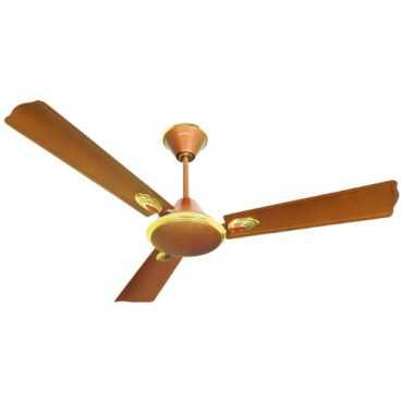 Havells Festiva 3 Blade (1200mm) Ceiling Fan - White | Brown | Blue | Gold