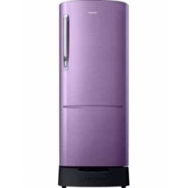 Samsung RR22R383YRU 212 L 4 Star Inverter Direct Cool Single Door Refrigerator