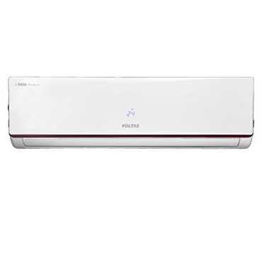 Voltas 183 JZJ 1.5 Ton 3 Star Split Air Conditioner - White   Brown