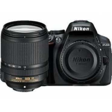 Nikon D5300 DSLR Camera (AF-S 18-140 mm VR Kit Lens)