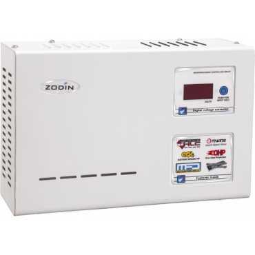 Zodin DVR-409 AC Voltage Stabilizer - White