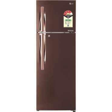 LG GL-T302RASN 284 L 4 Star Inverter Frost Free Double Door Refrigerator