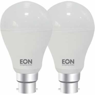 Eon 3 W LED Dura LED Mini B22 Bulb White pack of 2