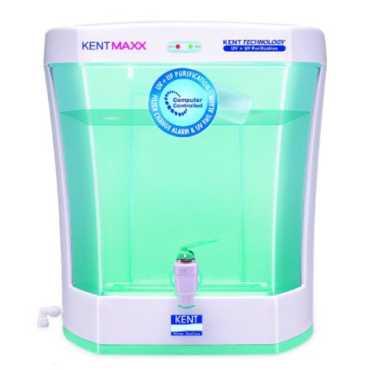 Kent Maxx UF +UV 7L Water Purifier - Blue | White