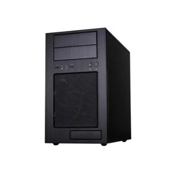 Silverstone Temjin TJ08-E Micro-ATX PC Cabinet