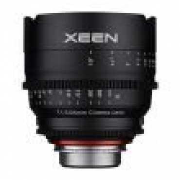 Samyang XEEN 24MM T1.5 FF Cine Lens (For Canon) - Black