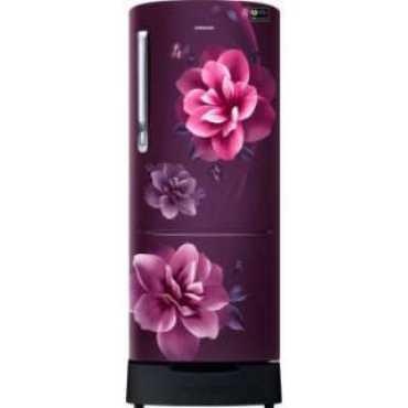 Samsung RR24T285YCR 230 L 3 Star Inverter Direct Cool Single Door Refrigerator