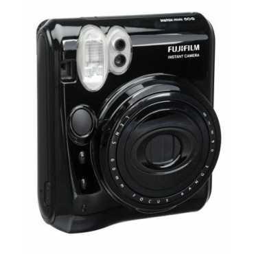 Fujifilm Instax Mini 50S Instant Camera - Black