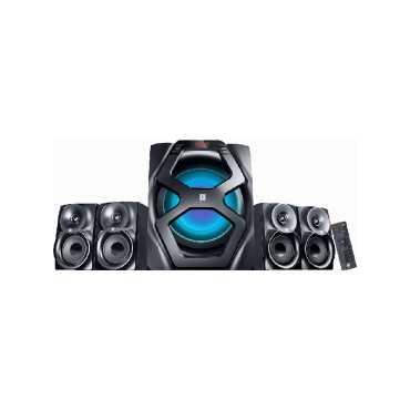 iball Breathless BT49 4.1 Speaker System - Black