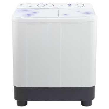 Haier 7 6 Kg Semi Automatic Top Load Washing Machine HTW76-1159