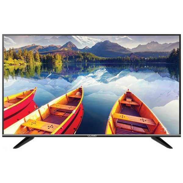 Lloyd (L43F2J0NS) 43 Inch Full HD Smart LED TV - Black