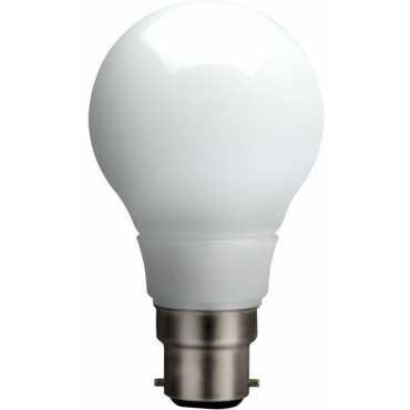 Syska SSK-QA0602 5W Glass B22 LED Bulb (Cool White) - White