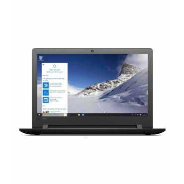 Lenovo Ideapad 110 (80UD0144IH) Notebook - Black