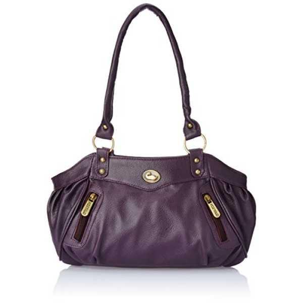 Women's Handbag (Purple,Fsb-99)