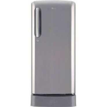LG GL-D201APZY 190 L 5 Star Inverter Direct Cool Single Door Refrigerator
