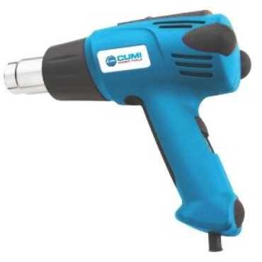 CUMI CHG 600 V Hot Air Gun - Blue