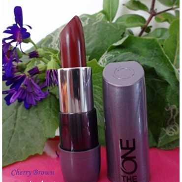 Oriflame The One Matte Lipstick (Cherry Brown) - Brown