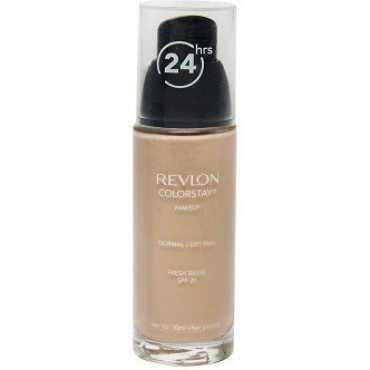 Revlon Color Stay Makeup Fresh Spf-20 Foundation (Beige) - Beige