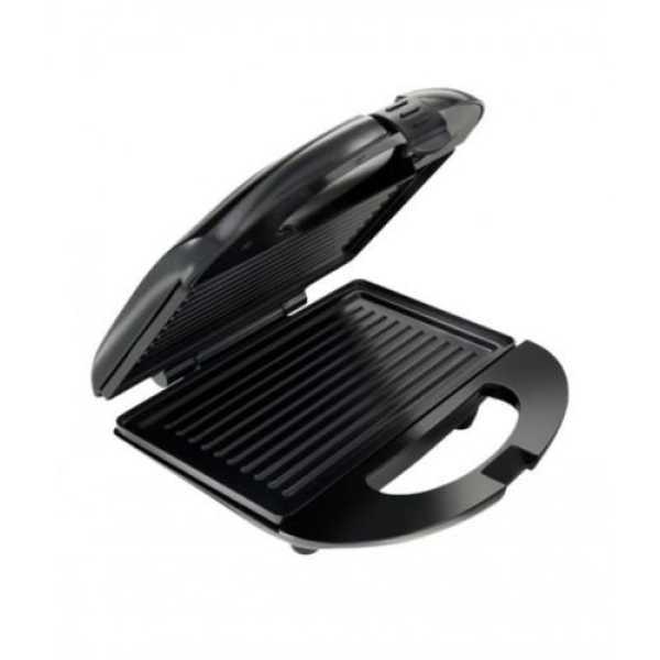 Euroline 2 In 1 5689 Grill Sandwich Toaster - Black