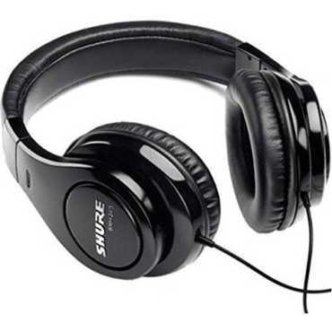 Shure SRH240A Over the Ear Headphones