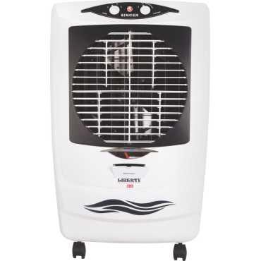 Singer Liberty DX Desert Air Cooler - White