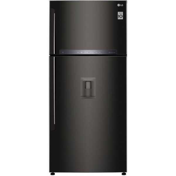 LG GN-F702HXHU 547L Frost Free Double Door 3 Star Refrigerator