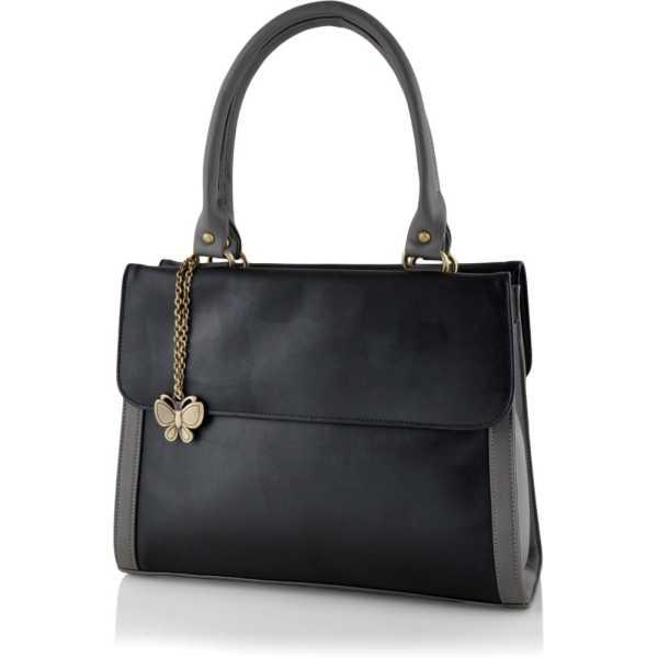 Women Black Handbag BNS 0569BK