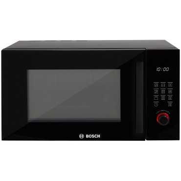 Bosch HMB45C463X 28 L Convection Microwave Oven - Black