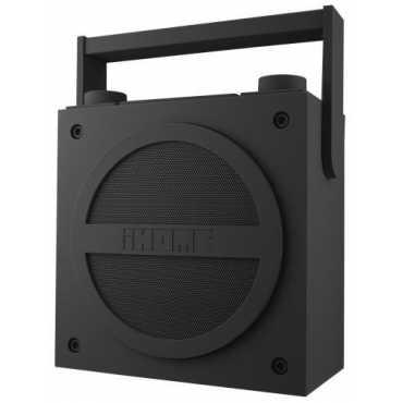 iHome iBT4GC Bluetooth Boombox (With FM Radio) - Grey