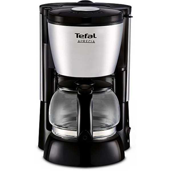 Tefal Apprecia 6-Cup Coffee Maker