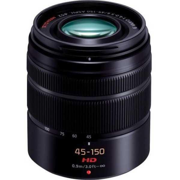 Panasonic Lumix G Series H-FS45150 Lens