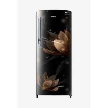 Samsung RR20N172YB8 192 L 4 Star Inverter Direct Cool Single Door Refrigerator Saffron