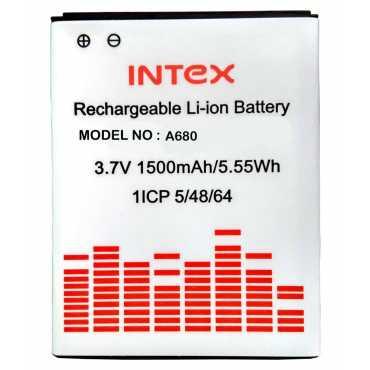 Intex 1500mAh Battery (For Aqua Pro A680)