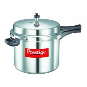 Prestige PPAPC10 Popular Aluminium 10 L Pressure Cooker - Silver